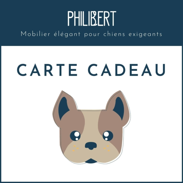 PHILIBERT - Boutique - Carte cadeau